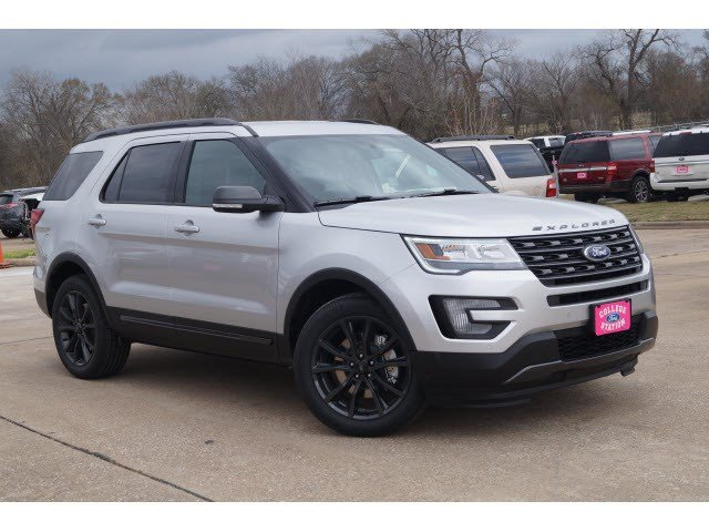 new 2017 ford explorer xlt sport utility in college station gb90844 college station ford. Black Bedroom Furniture Sets. Home Design Ideas