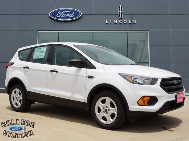 Ford Escape Sport >> New 2019 Ford Escape S Fwd 4d Sport Utility
