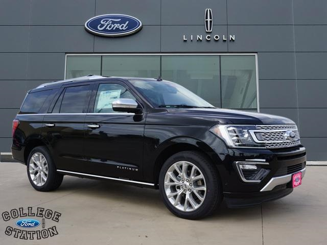 College Station Ford >> New 2019 Ford Expedition Platinum With Navigation