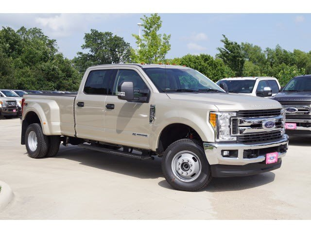 new 2017 ford super duty f 350 drw xlt crew cab pickup in college station ed78225 college. Black Bedroom Furniture Sets. Home Design Ideas