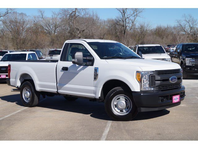 new 2017 ford super duty f 250 srw xl regular cab pickup in college station eb40520 college. Black Bedroom Furniture Sets. Home Design Ideas