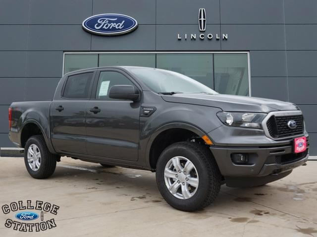 College Station Ford >> New 2019 Ford Ranger Xlt 4wd