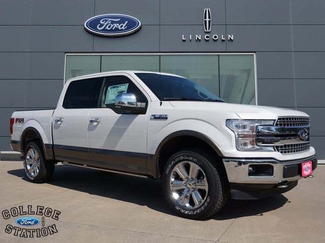 College Station Ford >> New 2019 Ford F 150 Lariat 4wd