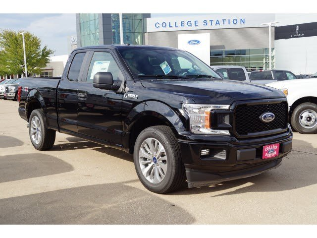 New 2018 Ford F150 XL Extended Cab Pickup in College Station