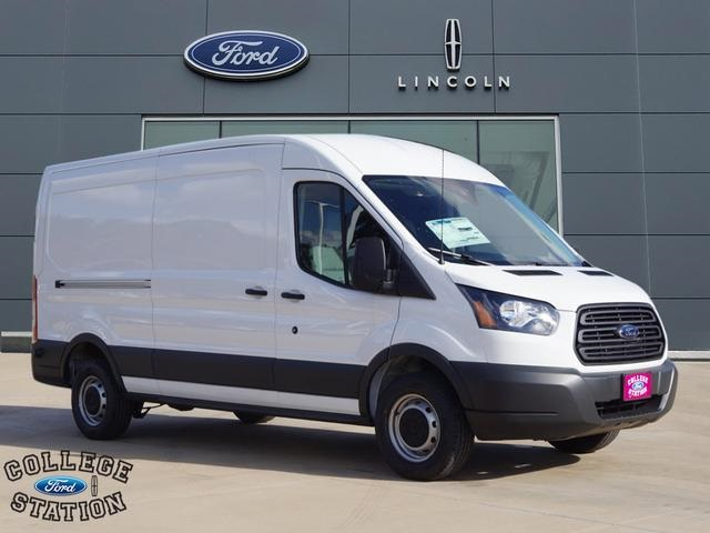 0aaee5de59 New 2018 Ford Transit-250 Base 3D Medium Roof Cargo Van in College ...