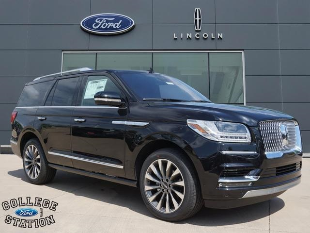 New 2019 Lincoln Navigator Select 4d Sport Utility In College