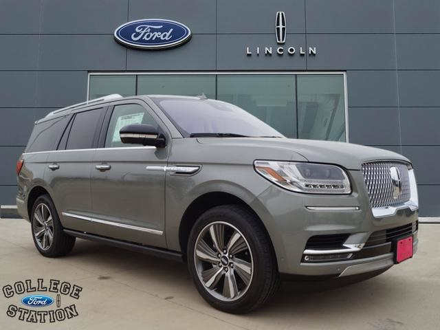 New 2019 Lincoln Navigator Reserve 4d Sport Utility In College