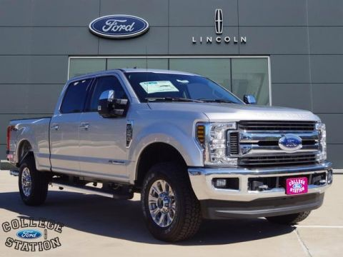 New 2019 Ford F-250 Super Duty XLT