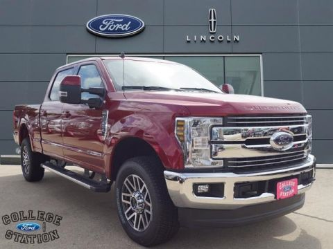 New 2019 Ford F-250 Super Duty Lariat