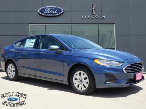 New Ford Fusion in College Station | College Station Ford